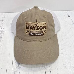 Khaki Trucker Hat